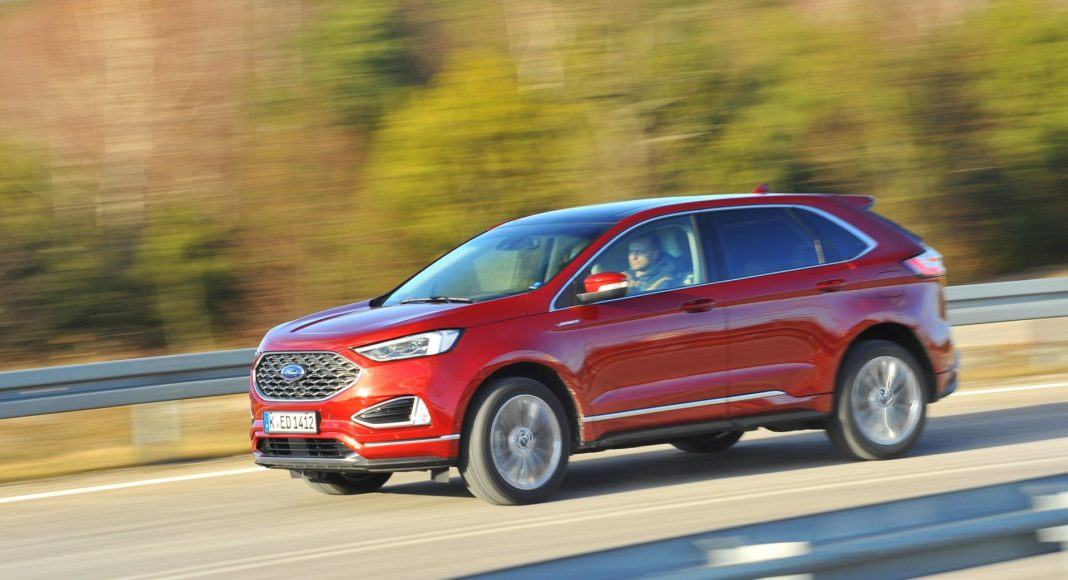 Ford Edge po liftingu (2019)