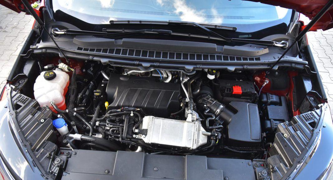 Ford Edge - silnik