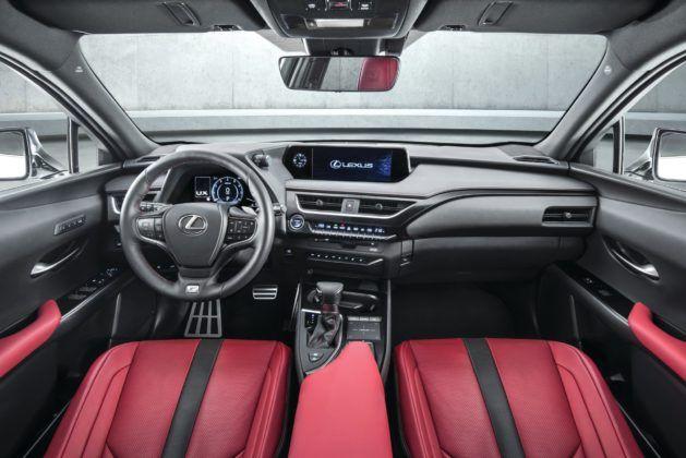 Lexus UX 250h (2019)