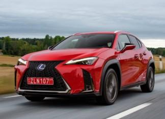 Lexus UX – pierwsze wrażenia z jazdy i opinie