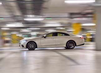Mercedes CLS 400 d 4Matic - TEST