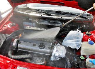 Mycie silnika benzynowego i Diesla. Czy można to zrobić na myjni?