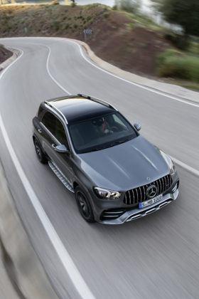 Mercedes-AMG GLE 53 4MATIC+ - przód
