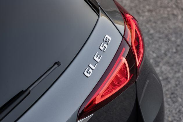 Mercedes-AMG GLE 53 4MATIC+ - tylna lampa