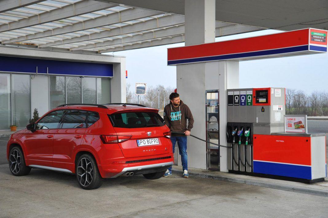 seat ateca 2.0 tdi zużycie paliwa