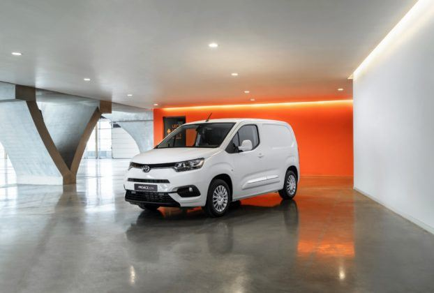 2020 Toyota Proace City - przód