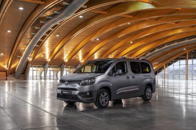 2020 Toyota Proace City Verso - przód
