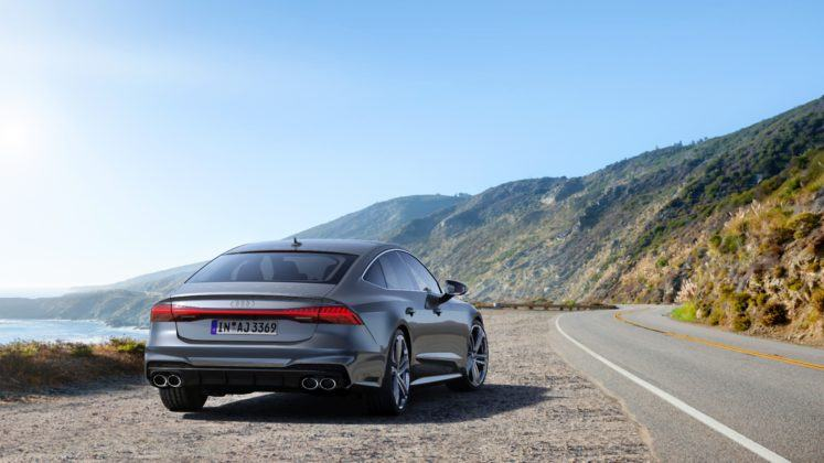 Audi S7 Sportback - tył