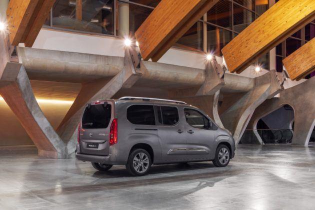 2020 Toyota Proace City Verso - tył