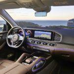 2020 Mercedes GLS - kokpit