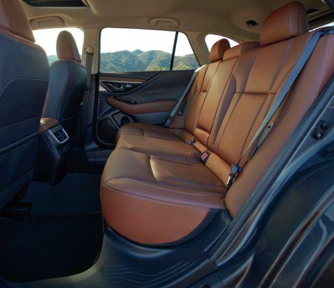 2020 Subaru Outback - kanapa