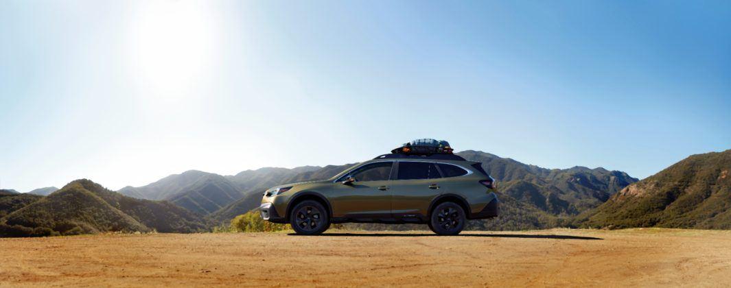 2020 Subaru Outback - bok