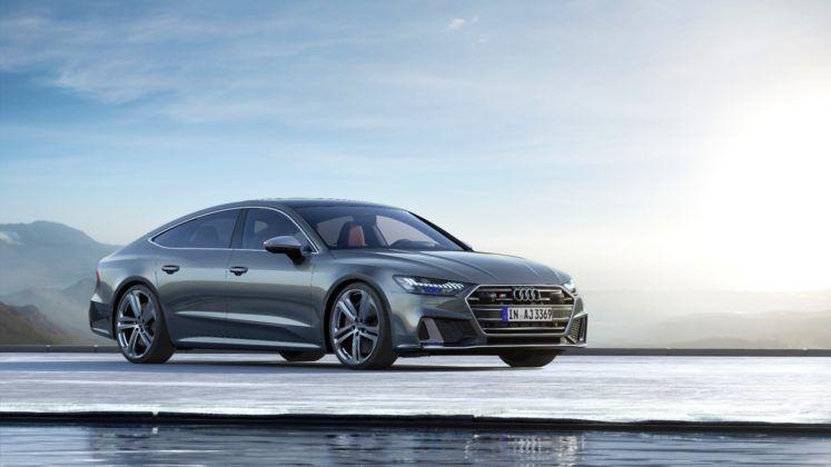 Audi S7 Sportback - przód