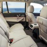 2020 Mercedes GLS - kanapa