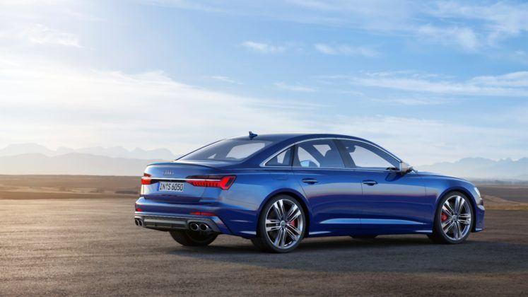 Audi S6 Limousine - bok