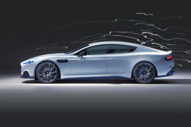 Aston Martin Rapide E - bok