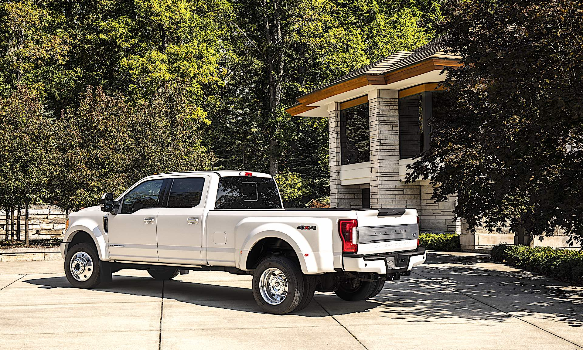 2018 Ford F-Series Super Duty Limited