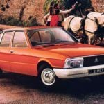 1976 - Simca 1307