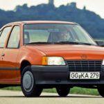 1985 - Opel Kadett