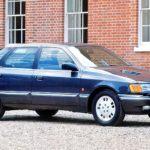 1986 - Ford Scorpio