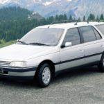 1988 - Peugeot 405