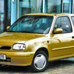 1993 - Nissan Micra