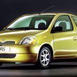 2000 - Toyota Yaris