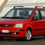 2004 - Fiat Panda