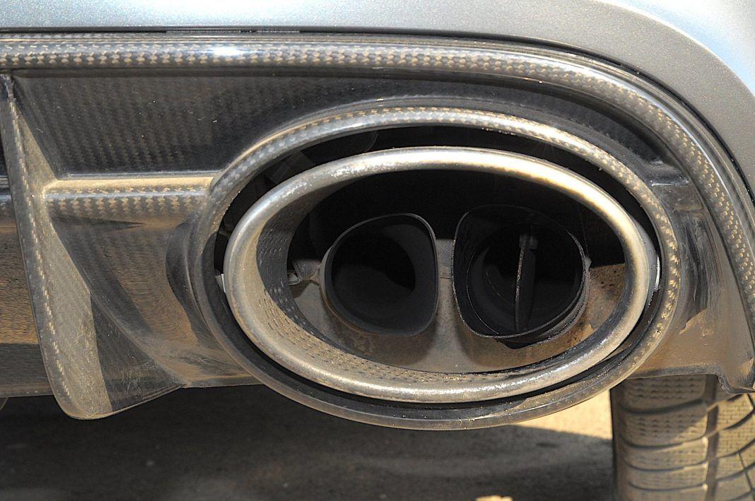 AUDI RS6 Avant - wydech