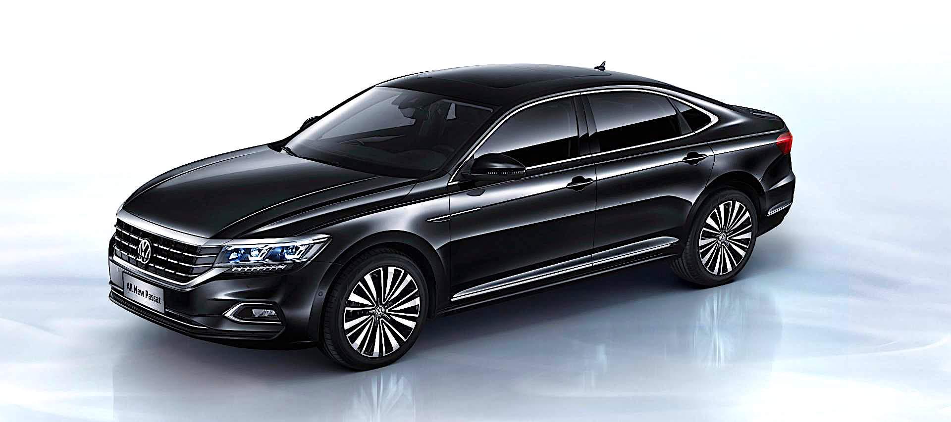 2019 Volkswagen Passat - wersja na rynek chiński