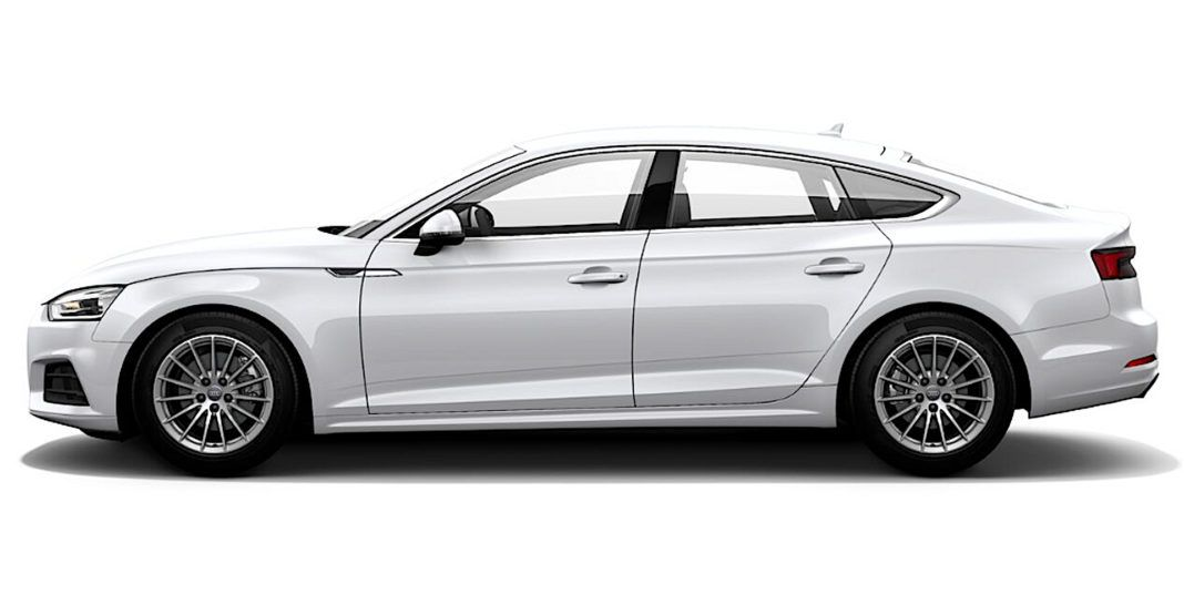 Audi A5 Sportback - bok