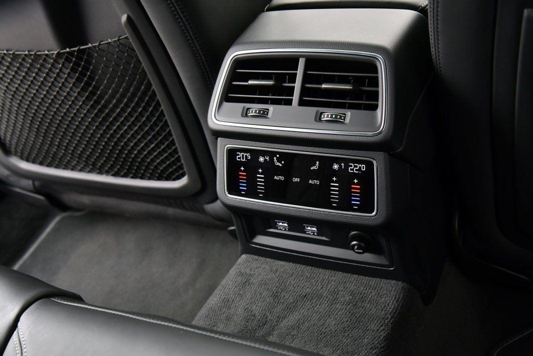 Audi A7 Sportback 50 TDI - nawiew