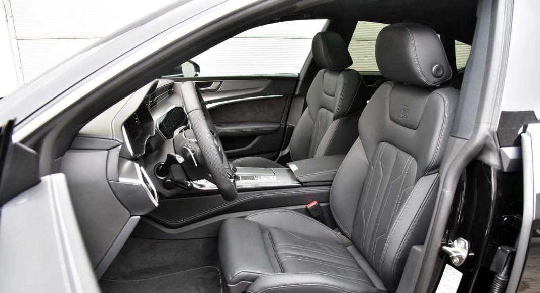 Audi A7 Sportback 50 TDI - fotel kierowcy