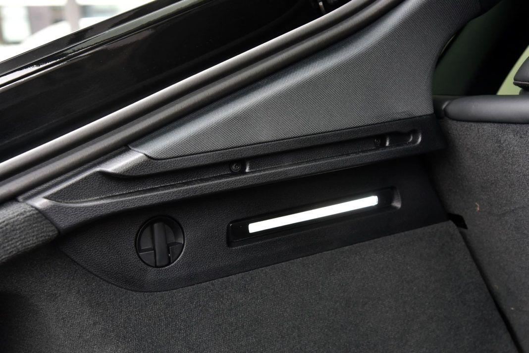 Audi A7 Sportback 50 TDI - bagażnik