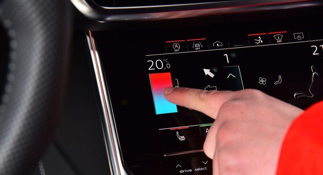 Audi A7 Sportback 50 TDI - klimatyzacja