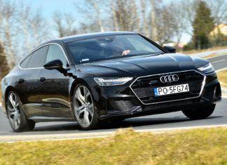 Audi A7 Sportback 50 TDI quattro - TEST
