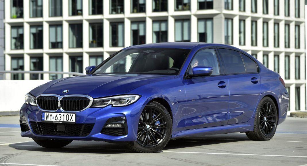 BMW 330i (G20) - przód