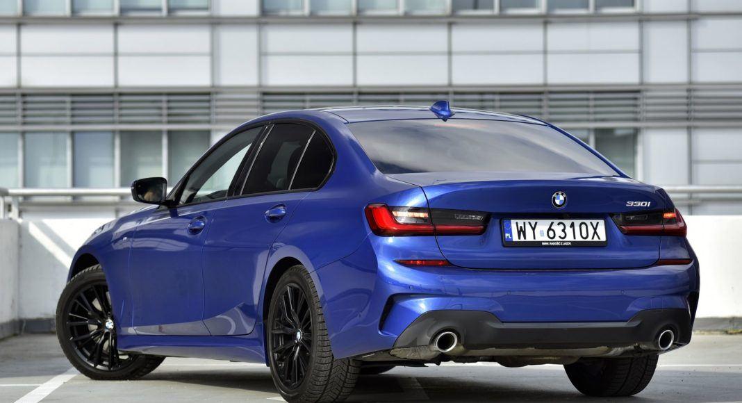 BMW 330i (G20) - tył