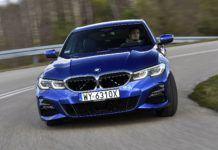 BMW 330i G20 M-Sport 2.0T 258KM 8AT Steptronic Sport WY6310X 03-2019