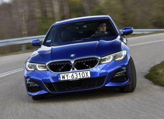 BMW 330i (G20) - TEST