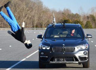 Systemy awaryjnego hamowania w 11 SUV-ach – nie zawsze skuteczne