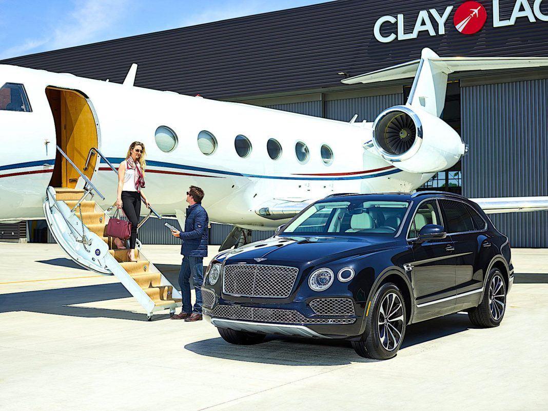 Bentley Bentayga - osłona chłodnicy