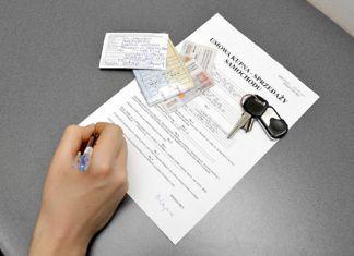 Błędy kupujących używane auto: brak ciągłości umów sprzedaży