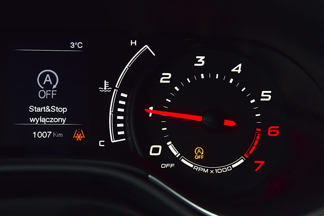 Fiat Tipo - układ start/stop