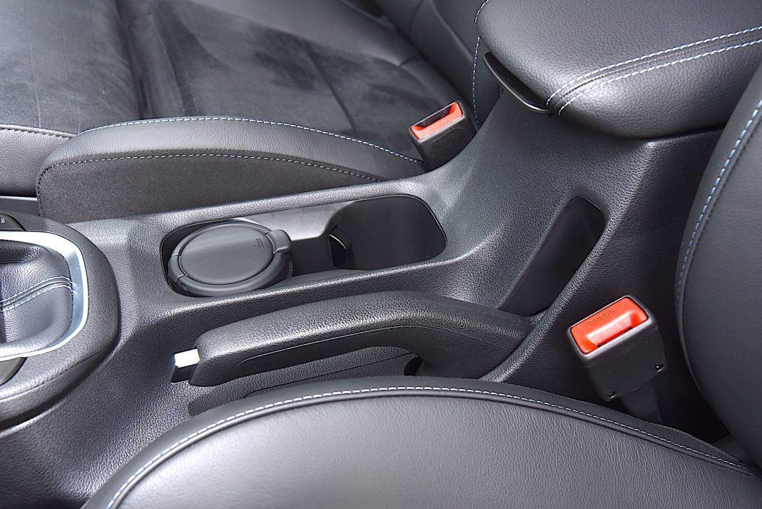 Hyundai i30 N - hamulec postojowy