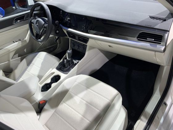 Volkswagen e-Lavida