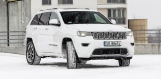 JEEP Grand Cherokee WK2 FL Overland 3.0CRD 250KM 8AT 4x4 SB8868V 01-2019