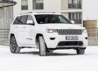 Jeep Grand Cherokee 3.0 CRD Overland - TEST
