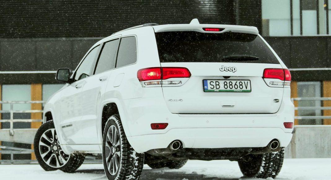 Jeep Grand Cherokee 3.0 CRD