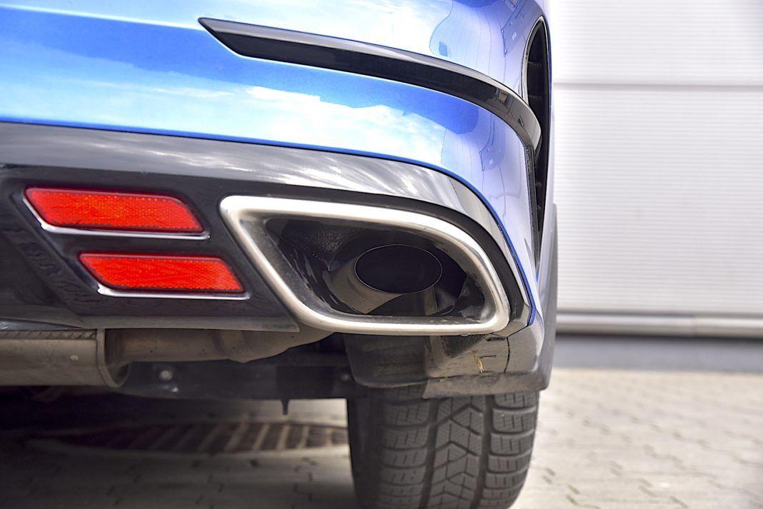 Kia Proceed GT - wydech